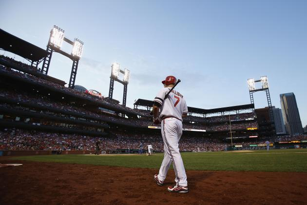 St. Louis Cardinals: Why Matt Holliday Should Win the 2012 NL MVP Award