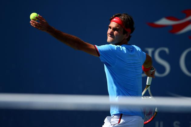 US Open Tennis 2012 TV Schedule: Essential Guide to Final Week