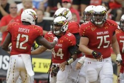 Terps Name New Starting RB