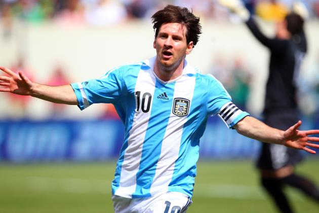 Argentina vs. Paraguay: Date, Time, TV Info and Preview