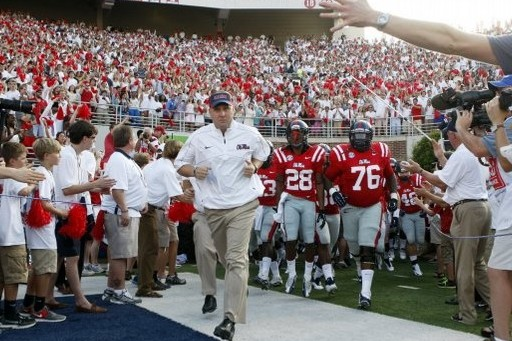Ole Miss vs. Central Arkansas: Week 1 Report Card