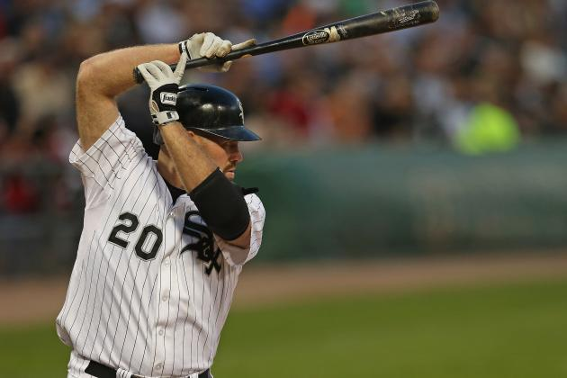 Kevin Youkilis: Why the Chicago White Sox Should Rest Him for October