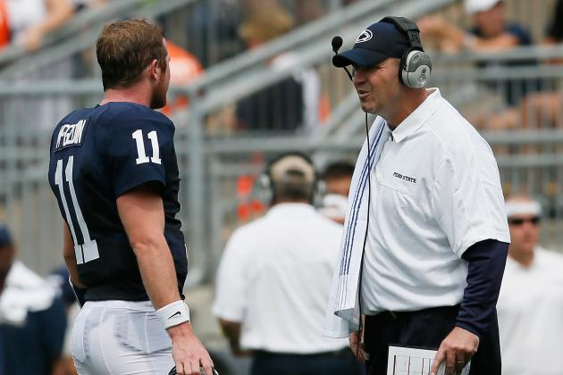 Penn State Football: Adjustments Nittany Lions Must Make to Beat Virginia