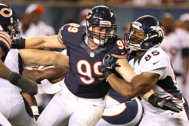 Breaking Down the Chicago Bears' Rookie Class After the Preseason