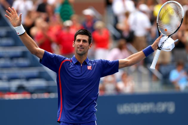 Novak Djokovic Isn't Ready to Become Tennis' Alpha Dog