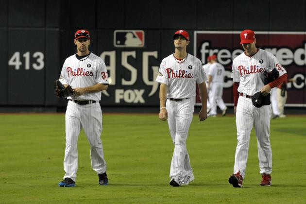 Can Phillies 'Big Three' Still Win a World Series Together in Philadelphia?