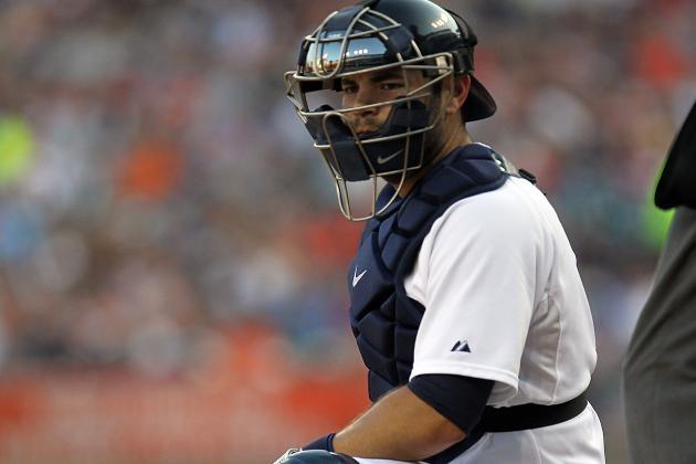 Detroit Tigers Won't Return to the Playoffs If Alex Avila Doesn't Improve