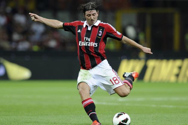 AC Milan Injuries: Kevin-Prince Boateng and Riccardo Montolivo Sidelined