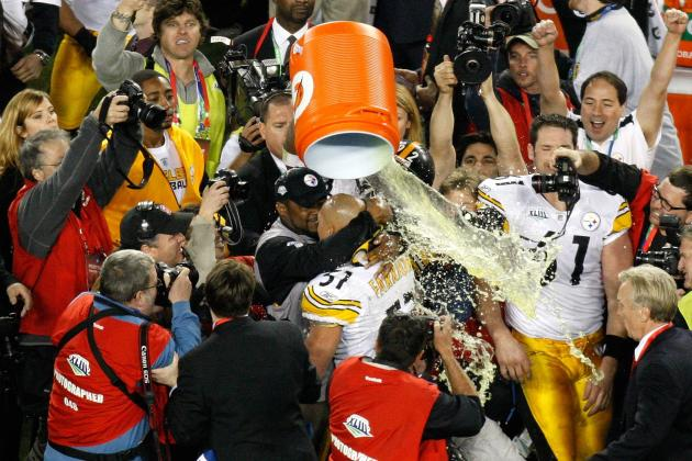 4 Reasons Why the Pittsburgh Steelers Are Super Bowl Contenders