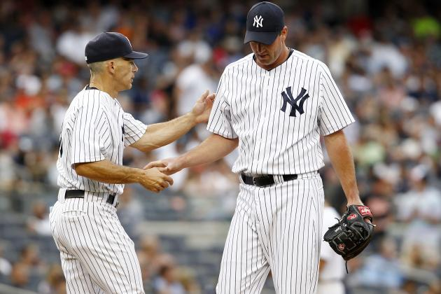 New York Yankees: Offense, Bullpen at Forefront of Recent Slide