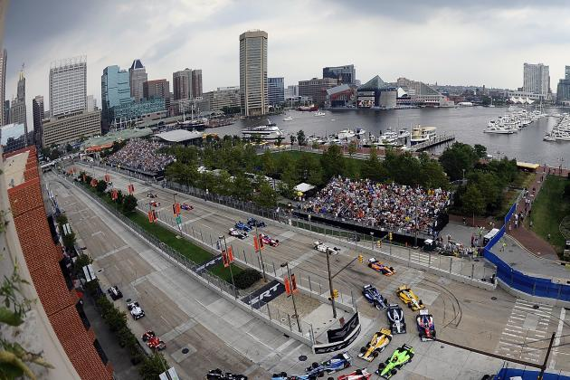 Andretti and IndyCar Optimistic Baltimore Will Have a 2013 Race