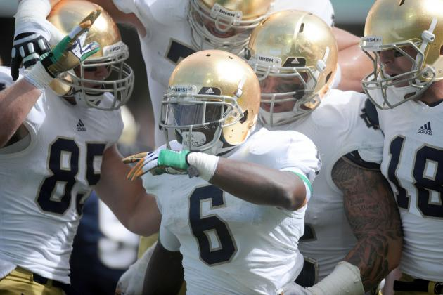 Notre Dame Football: Unstoppable Rushing Attack Will Lead Irish to New Heights