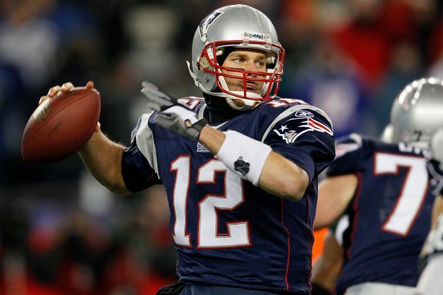 Fantasy Football Rankings 2012: Top 25 Quarterbacks for Week 1