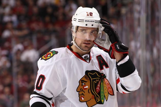 Chicago Blackhawks: Patrick Sharp Good Example of Letting a Prospect Develop