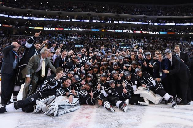 LA Kings: Would a Partial NHL Lockout Help Their Stanley Cup Title Defense?