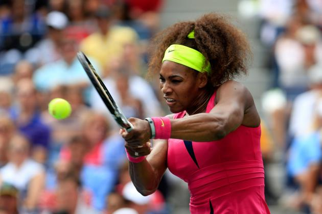 U.S. Open Tennis 2012 Live Stream: Complete Guide to Remaining Action