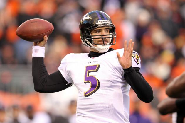 Baltimore Ravens: Joe Flacco's Play Will Be Key to Victory vs Bengals