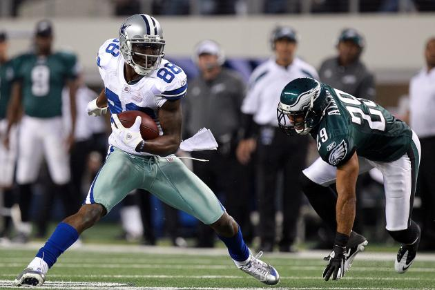 Dallas Cowboys' WR Dez Bryant: 2012 Fantasy Football Profile