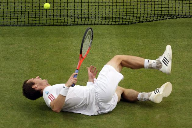 US Open 2012: Murray Mans Up Against Raonic on Way to Quarters