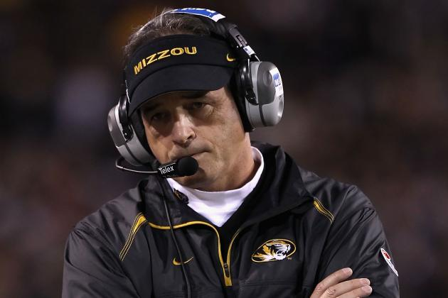 Pinkel Refuses to Hype Mizzou's SEC Debut