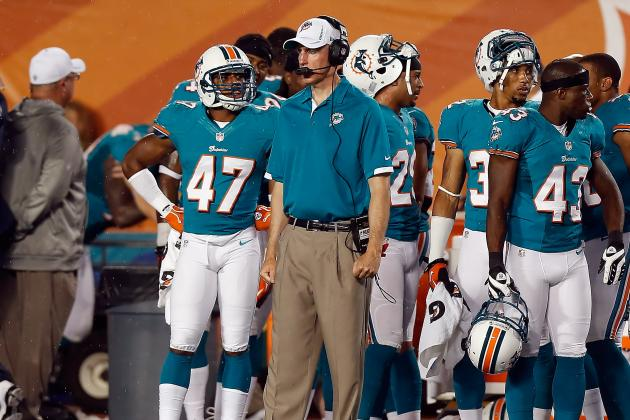 Miami Dolphins: Joe Philbin Era Starts This Sunday