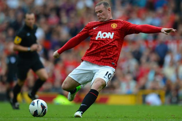 Manchester United: Why Wayne Rooney's Injury Could Prove a Blessing in Disguise