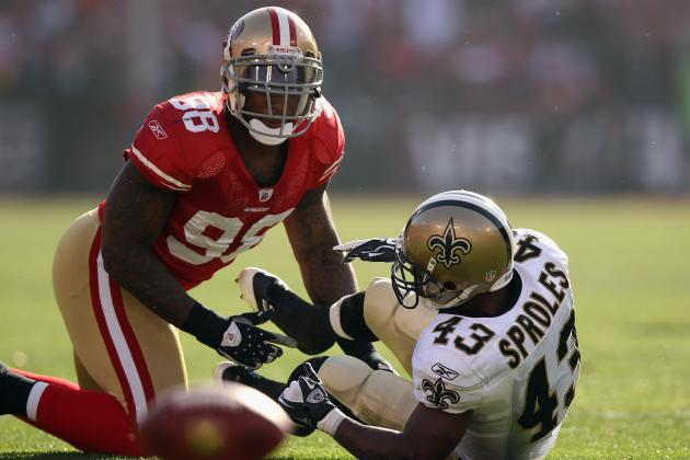 San Francisco 49ers: Implications of Parys Haralson's Injury