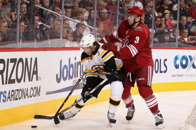 NHL Trade Ideas: How the Boston Bruins Could Cut a Deal for Keith Yandle