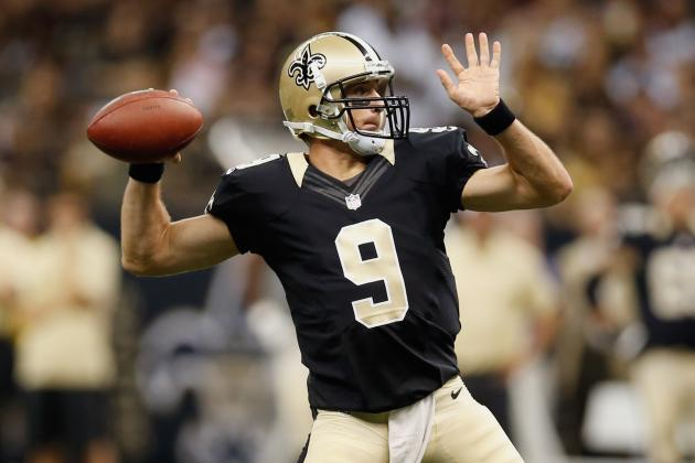 Fantasy Football 2012 Top 5: Why Drew Brees Should Go No. 1