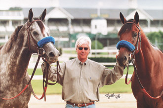 Father of Bob Baffert Dies