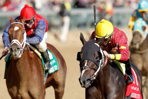 Breeders' Cup Officials Pushing for Raceday Medication Ban