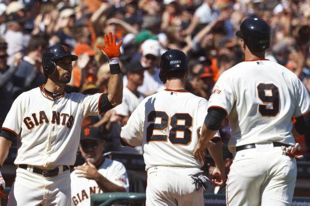 San Francisco Giants Offense Getting It Done Without Any Help from the Long Ball