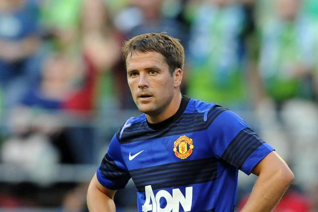 Michael Owen Reportedly Will Join Stoke City
