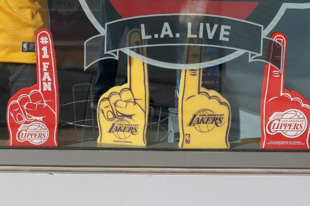 The Los Angeles Clippers Will Best the Lakers This Year, Take It to the Bank