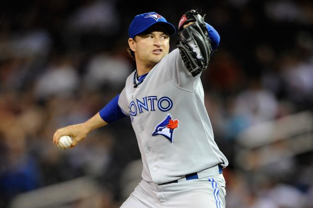 Frasor, Cecil Make Their Return to Blue Jays