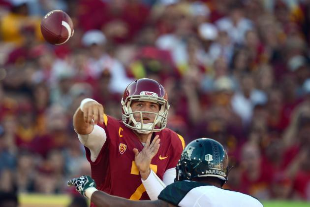 USC Football: Why Trojans Got Screwed Getting Jumped by Alabama in the AP Poll