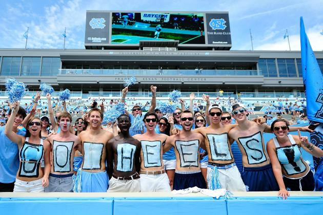 North Carolina vs Wake Forest: TV Schedule, Live Stream, Radio, Game Time & More