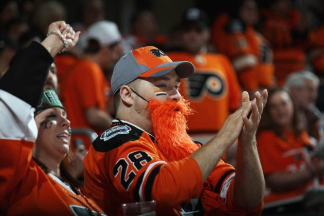 5 Lessons Philadelphia Flyers' Fans Have Taught the Hockey World