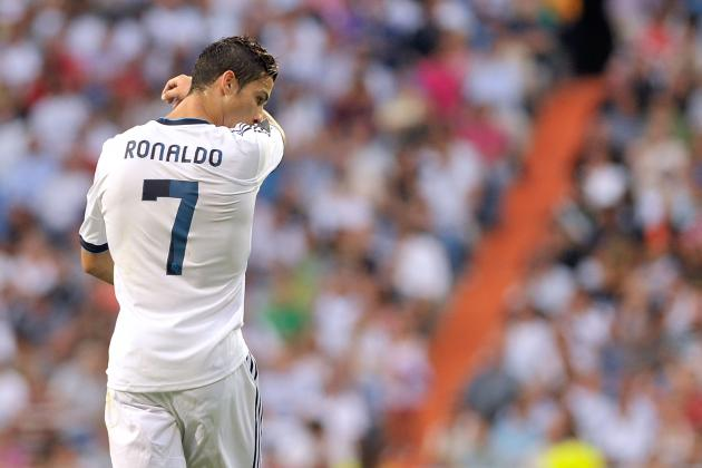 Cristiano Ronaldo in the Headlines at Real Madrid Once Again
