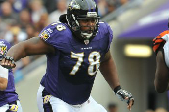 Is Bryant McKinnie No Longer a Baltimore Raven?