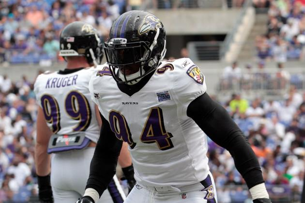 2012 Season Will Be Sergio Kindle's Final Chance with the Baltimore Ravens