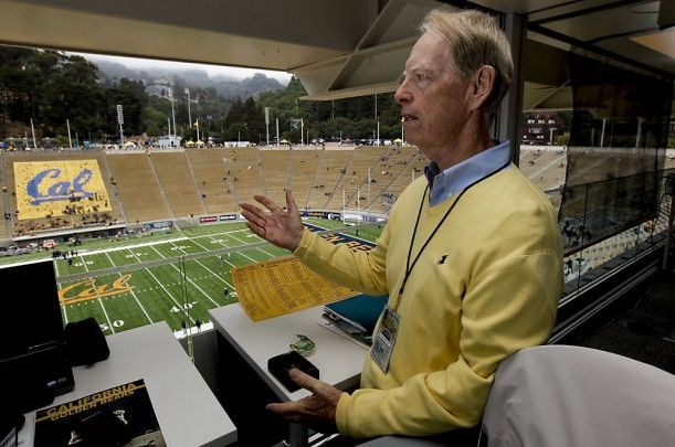 Joe Starkey, Cal Announcer, Has New Digs