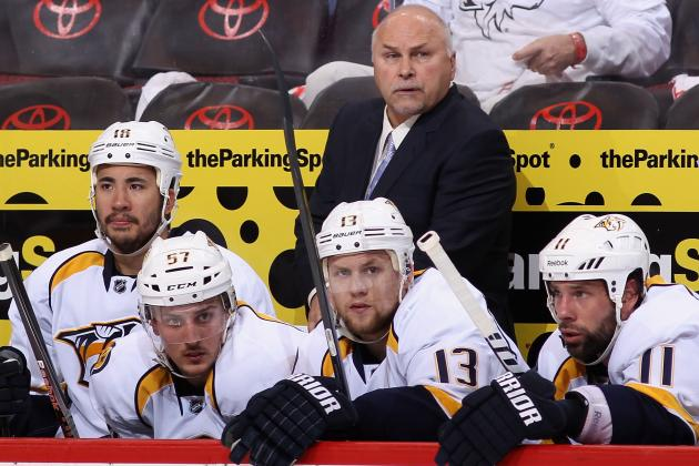 Nashville Predators Are Optimistic NHL Can Avoid Lockout