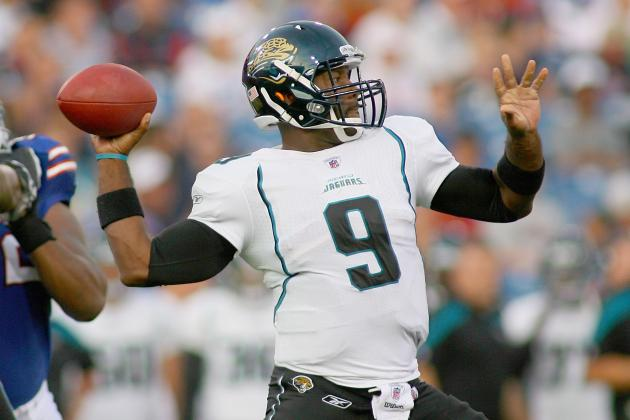 David Garrard Reportedly Will Be Released by Miami Dolphins