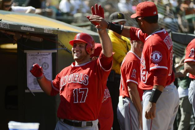 Angels Beat Oakland but Nothing Changes in Wild Card Race