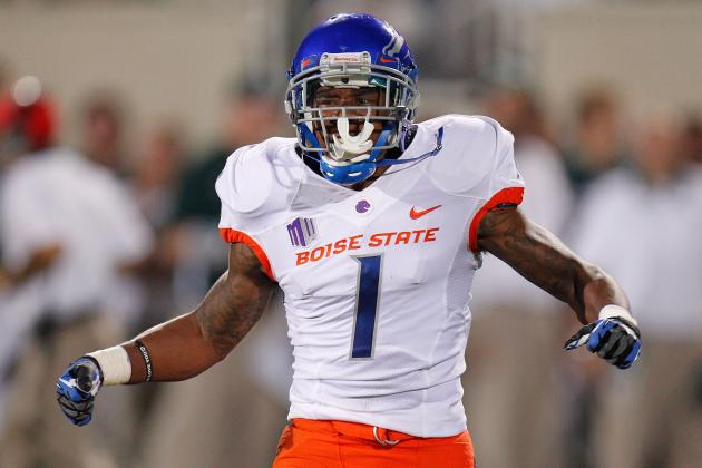 Boise State Football: Broncos Will Finish Year in AP Top 25 Despite Week 1 Loss