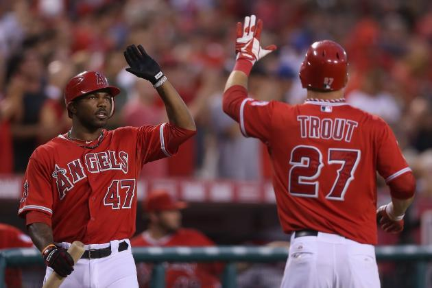 Los Angeles Angels Are Back in the Playoff Hunt Thanks to the Boston Red Sox