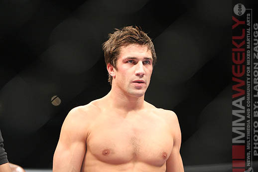 Luke Rockhold vs. Lorenz Larkin Set for Strikeforce