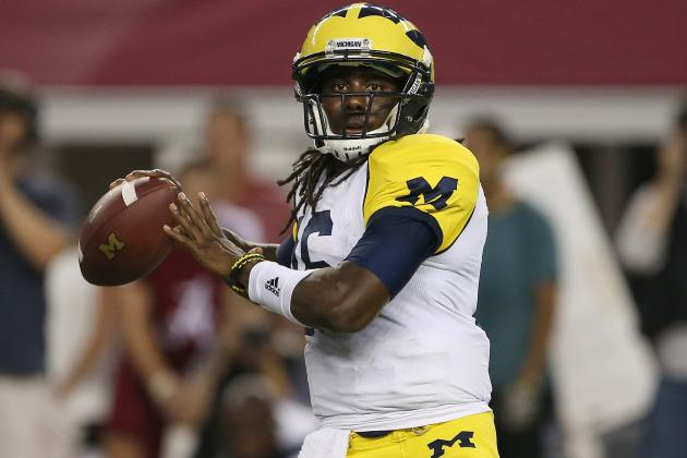 College Football Week 2 Predictions: Michigan and Teams That Will Bounce Back