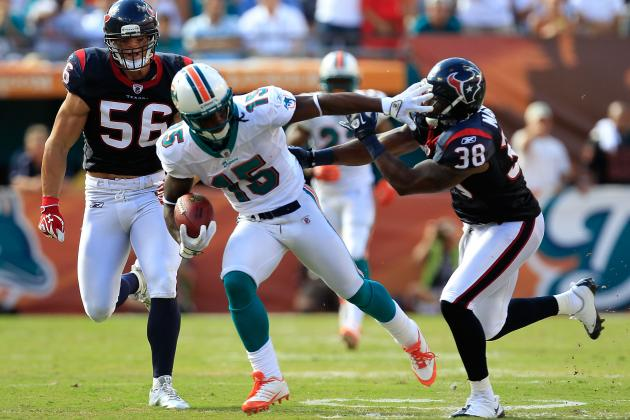 Previewing NFL Week 1 Opener: Miami Dolphins vs. Houston Texans
